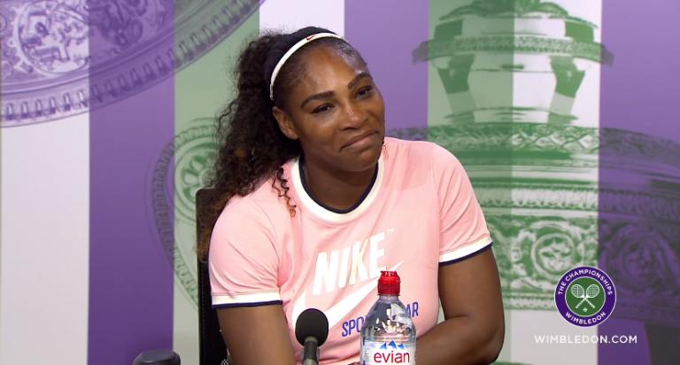 Serena emociona-se após a final: «Joguei para todas as mães que estavam a assistir»