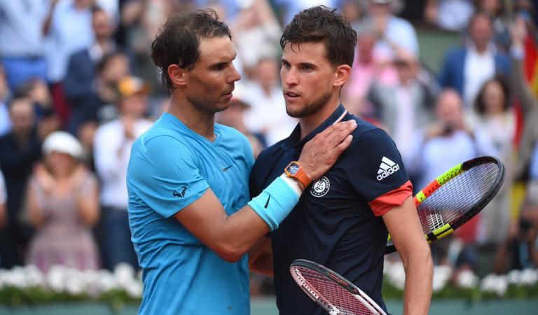 Babolat: «Thiem e Nadal na final de Roland Garros 2020 seria bom»
