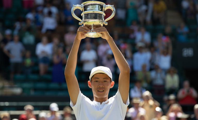Tseng, que partilha o aniversário com Federer: «Só posso agradecer aos meus pais!»