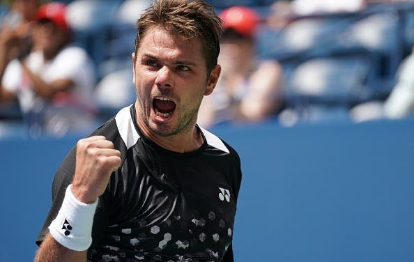 Wawrinka despacha Dimitrov na primeira ronda do US Open