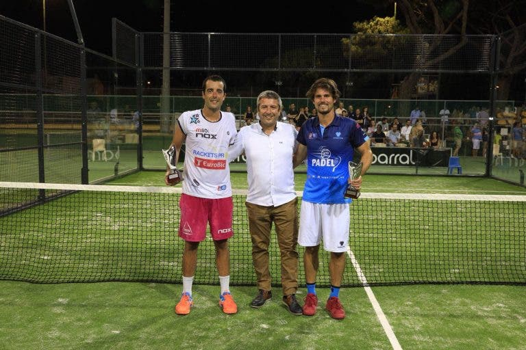 Portugal vice campeão da Padel Nations Cup