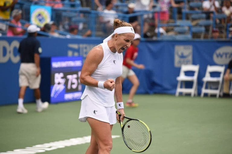 Svetlana Kuznetsova já tem visa e pode jogar US Open