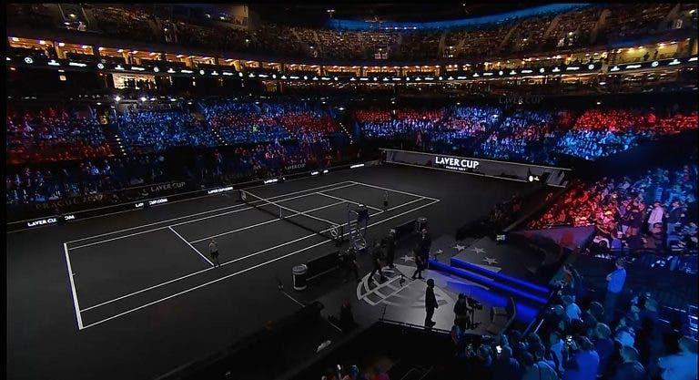 O2 Arena de Londres fica sem as ATP Finals mas pode ganhar a… Laver Cup