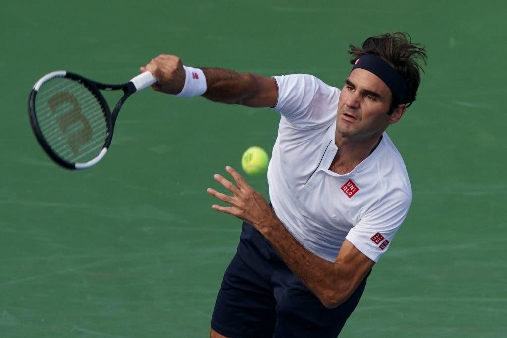 Federer não tem dúvidas: «Nadal e Djokovic são os principais favoritos para o US Open»