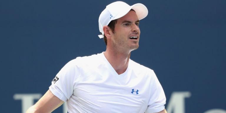 Andy Murray regressa aos Grand Slams mais de um ano depois com vitória