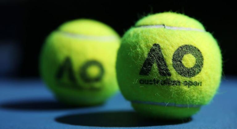 Adeus, Wilson. Australian Open vai ter nova bola em 2019