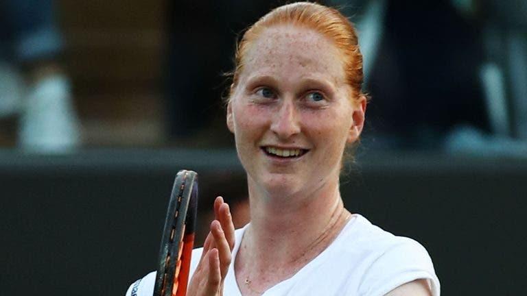 Van Uytvanck conquista WTA de Budapeste pelo segundo ano seguido