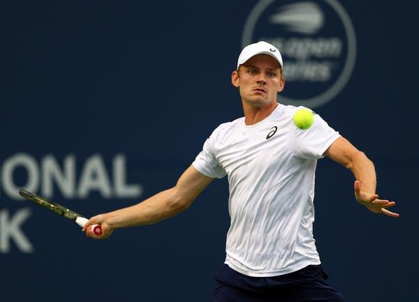 Goffin sobre desistência com Federer: «Era um absurdo continuar»