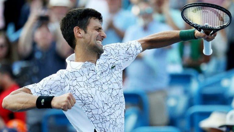 Todd Martin: «Djokovic se mantiver este nível vai ultrapassar o Federer e Nadal em Grand Slams»