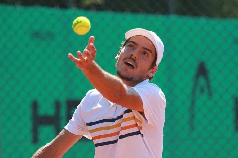 João Domingues perde para Pablo Cuevas e falha segundo título Challenger da carreira