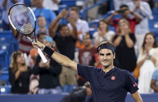 Federer segue para a final em Cincinnati e vai reencontrar… Djokovic dois anos e meio depois