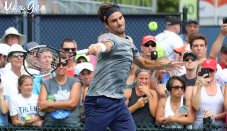 Federer volta esta terça-feira à competição 34 dias depois