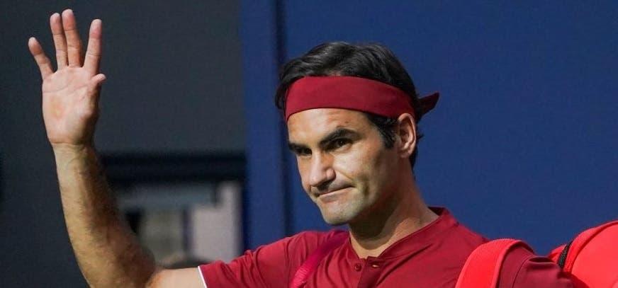 Federer sobre o 100.º título: «Se não conseguir vou continuar a respirar»