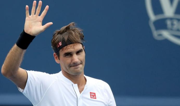 Federer serve muito bem e sobrevive a jornada dupla após jogão com Wawrinka