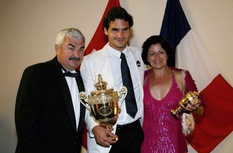 Federer: «Devia ter dado mais ouvidos aos meus pais quando era adolescente»
