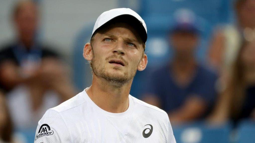 Goffin: «Trabalhamos todos os dias para vencer Federer, Djokovic e Nadal»
