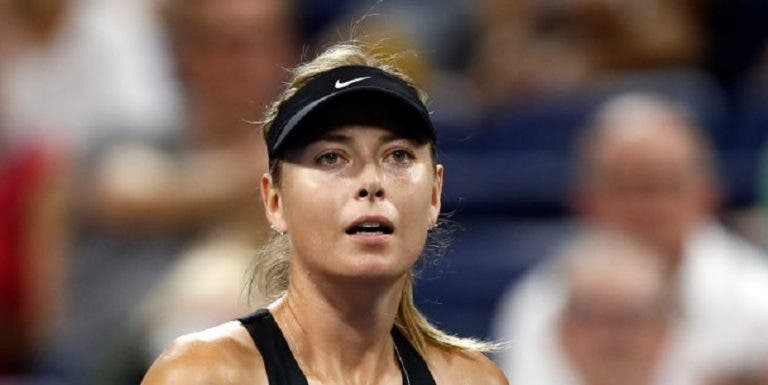 Sharapova supera ex-top 10 rumo à segunda ronda do US Open