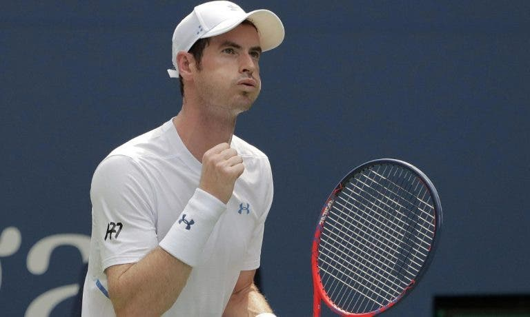 McEnroe: «Se o Murray estiver a 100% é top 10 dentro de seis a nove meses»