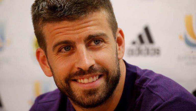 Piqué a poucos dias do começo das Davis Cup Finals: «Sei que vai correr bem, sou uma pessoa otimista»