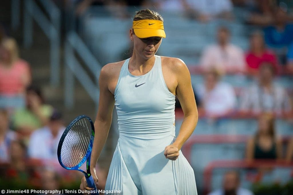 Depois de Federer, Sharapova termina ligação de 20 anos com a Nike