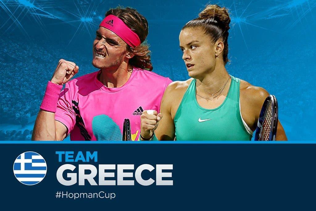 Hopman Cup anuncia Espanha e Grécia com equipas de luxo