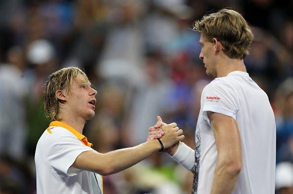 Anderson e Shapovalov trocam… elogios públicos nas redes sociais após batalha