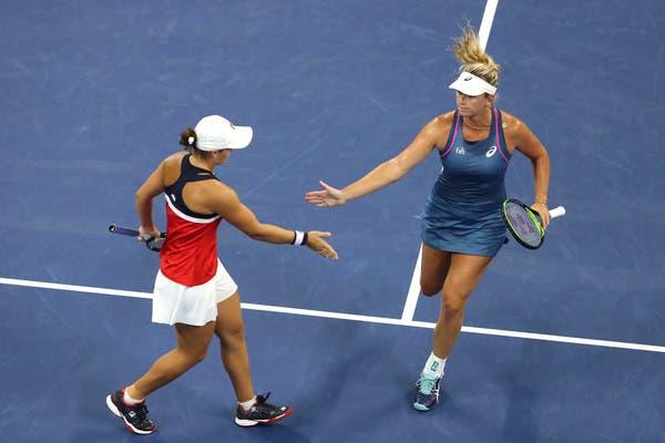 Vandeweghe e Barty conquistam US Open e vencem primeiro título do Grand Slam das carreiras