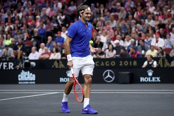 Federer: «Quero continuar a jogar a Laver Cup depois de me retirar»