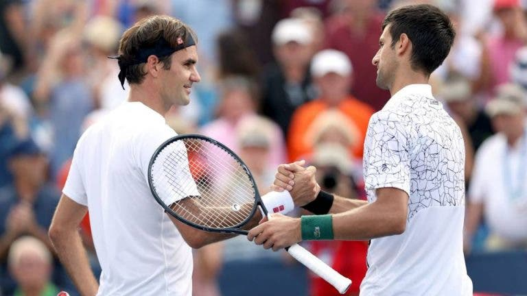 Wimbledon: siga Novak Djokovic vs. Roger Federer no nosso Live Center
