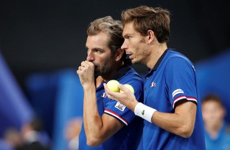 França despacha Espanha e regressa à final da Taça Davis