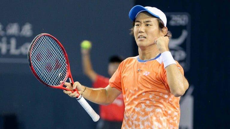Yoshihito Nishioka vence primeiro título da carreira em Shenzhen