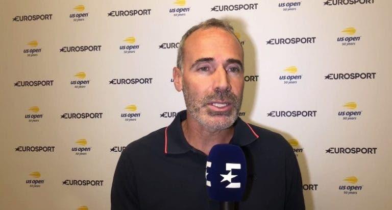 Corretja e o Sousa vs. Pouille: «O João está preparado mas Lucas tem mais experiência»