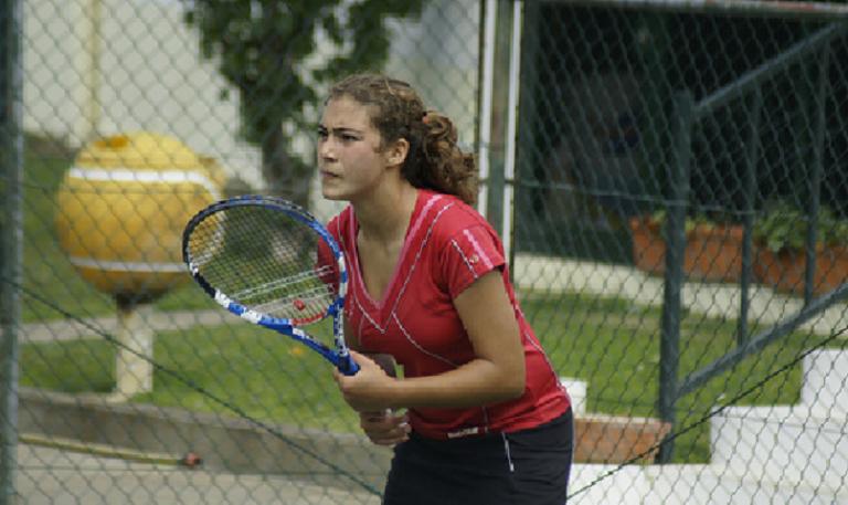 Ana Filipa Santos nos 'quartos' de um ITF pela primeira vez na carreira