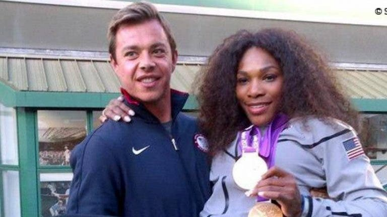 Treinador de Osaka agradece a Serena: «És mesmo a melhor de sempre»