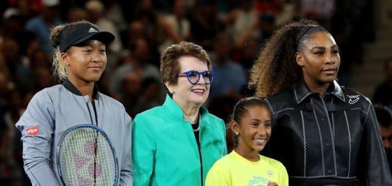 Billie Jean King: «Carlos Ramos abusou do seu poder contra uma mulher. Ele não faz isso com os homens»