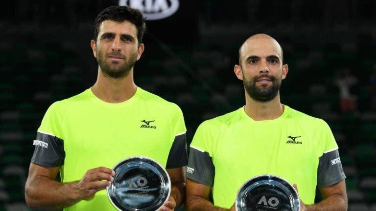 Cabal e Farah qualificam-se para as ATP Finals pela primeira vez