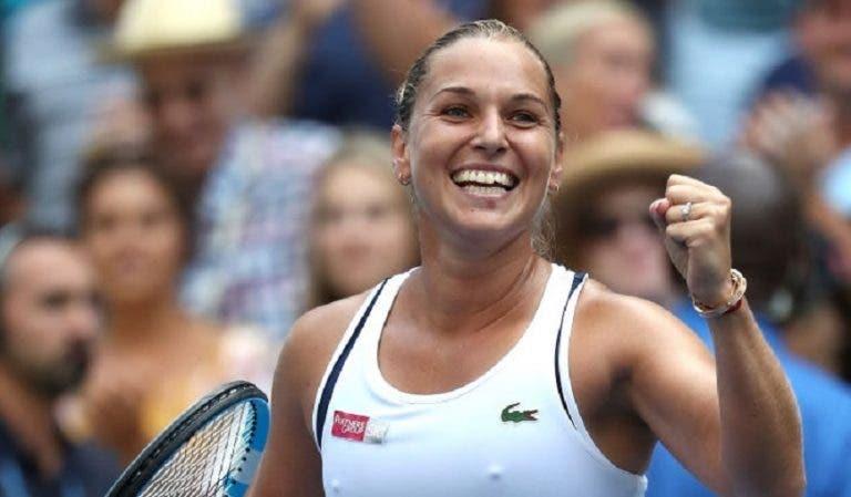 Ex top 4 Dominika Cibulkova 'oferece-se' para dar aulas de ténis