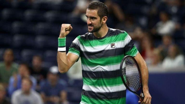 Cilic garante: «O meu objetivo para o final do ano é ganhar as ATP Finals»