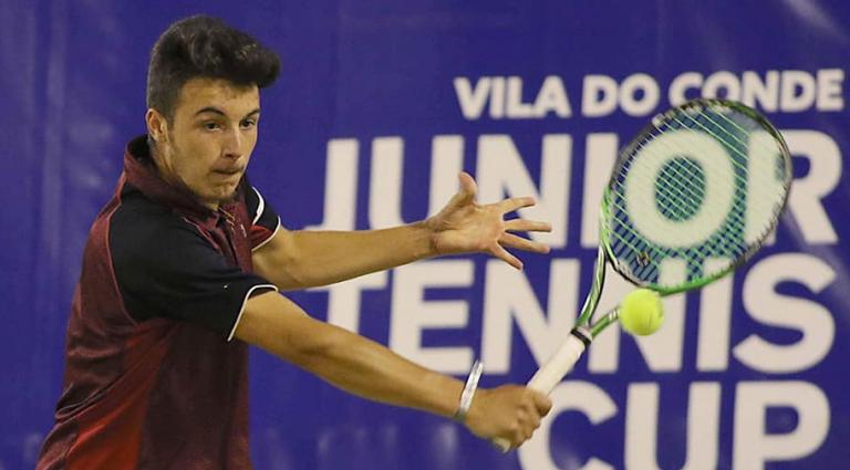 Fábio Coelho soma primeiro ponto ATP aos 18 anos