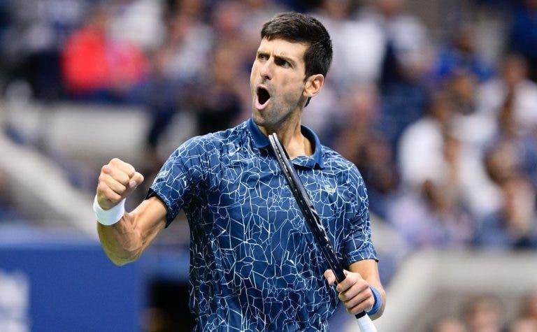 CAMPEÃO. Djokovic conquista US Open e iguala 14 Majors de Sampras