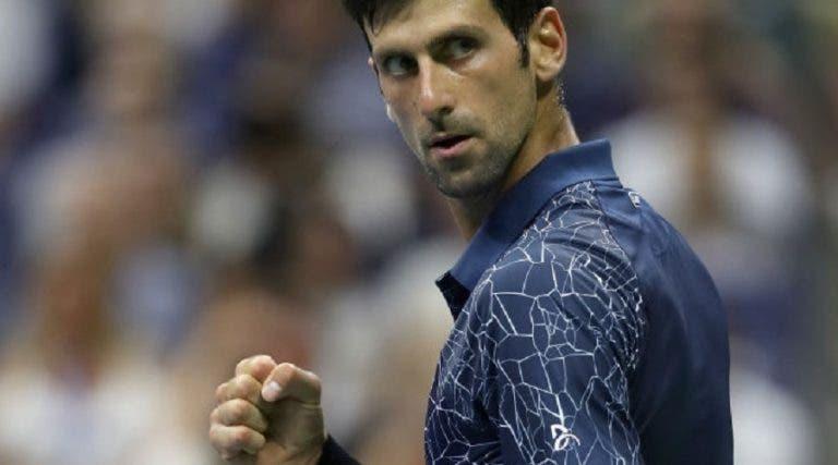 Os principais favoritos a conquistar o US Open nas casas de apostas: Djokovic na pole position