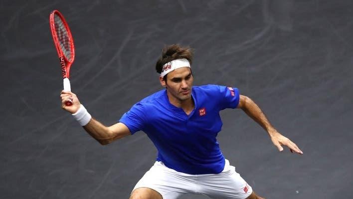Mundo-Europa, 1-7. Federer arrasa Kyrgios em Chicago