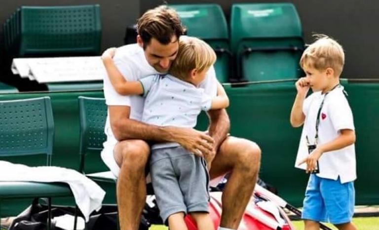 Federer: «Vencer 20 Grand Slams é tão difícil quanto criar quatro filhos»