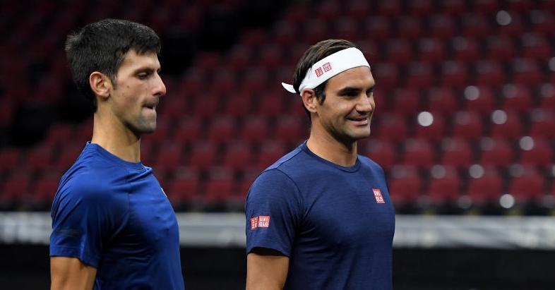 Djokovic: «Acredito que estou onde estou por causa do Federer»