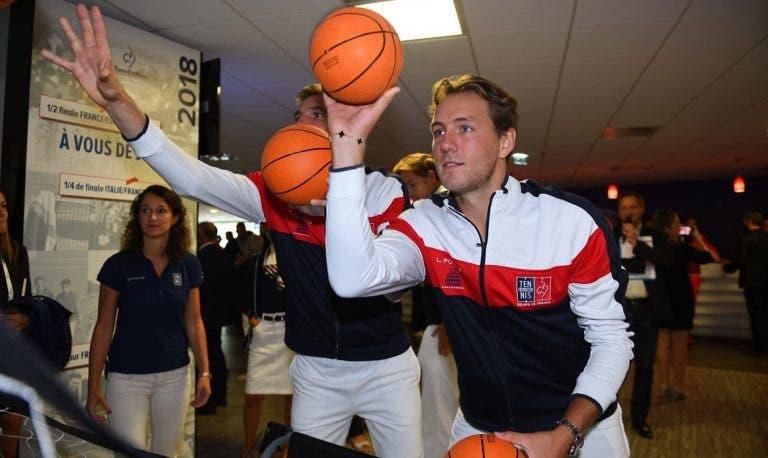 França-Espanha e Croácia-Estados Unidos: conhecido o elenco das meias-finais