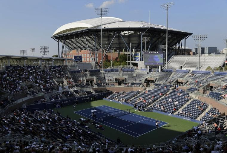 US Open suspende encontros de juniores por tempo indeterminado