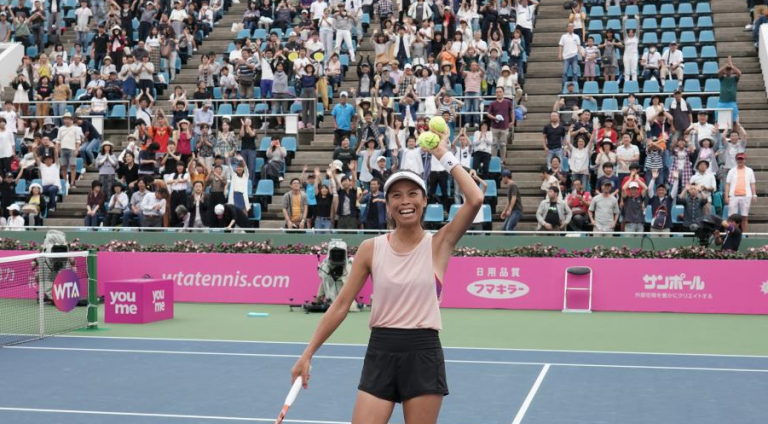 Hsieh conquista Hiroshima e Anisimova será a mais jovem top 100