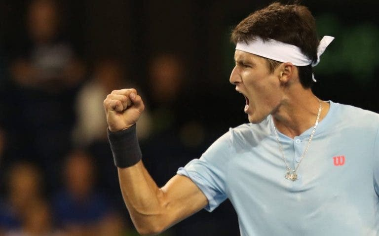 Britânicos chocados pelo número 434 ATP em Glasgow
