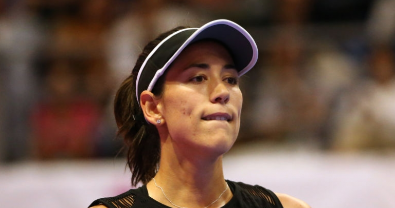 Muguruza sofre derrota humilhante na segunda ronda em Tóquio
