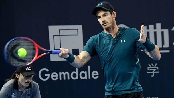 Murray após derrotar Goffin: «Foi o encontro em que me senti melhor este ano»